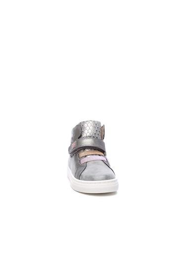 Garvalin Garvalın Çocuk Derı Çocuk Ayakkabı Ayakkabı Gri